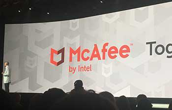 Intel Security Unveils New Logo, New Strategy Details For McAfee