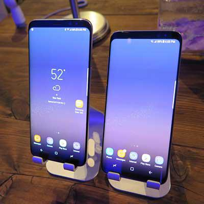 Samsung S8 Business