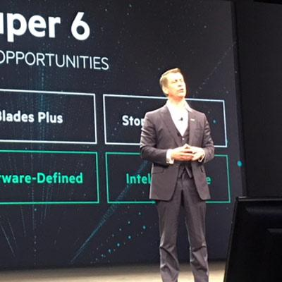 HPE Chief Sales Officer: The Super 6 Sales Opportunities