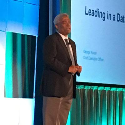 NetApp Channel Connect: CEO Kurian Tells Partners NetApp Ready To
