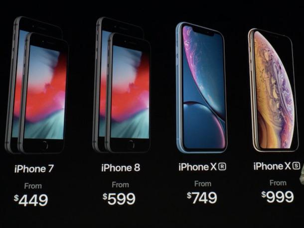 Apple Pulls The Iphone X From Its Lineup Amid Iphone Xs Launch