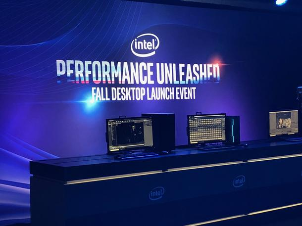 Intel Unveils Ninth-Gen Processors With Up To Eight Cores