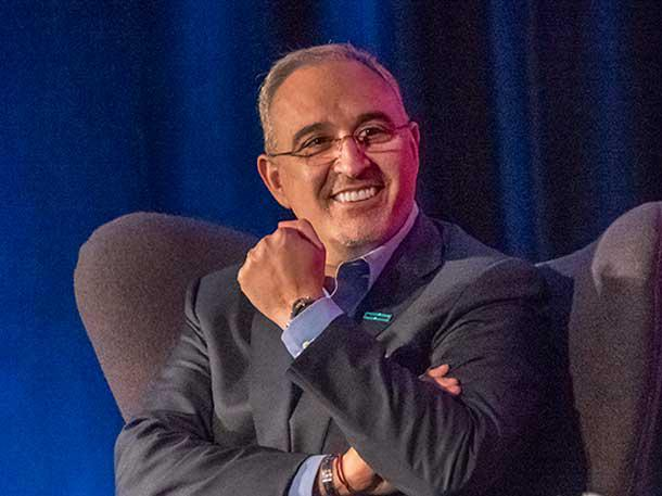 7 Things We Learned About HPE CEO Antonio Neri