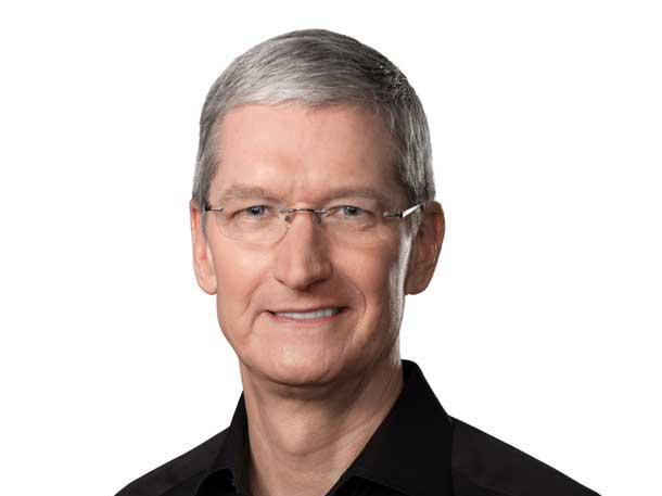 Apple CEO slams rivals over use of data