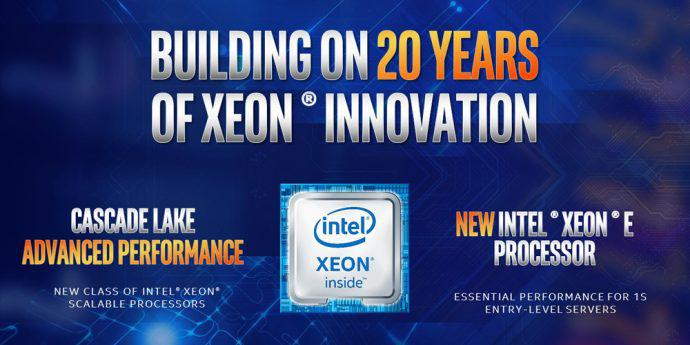 What Partners Should Know About Intel's New Xeon CPUs