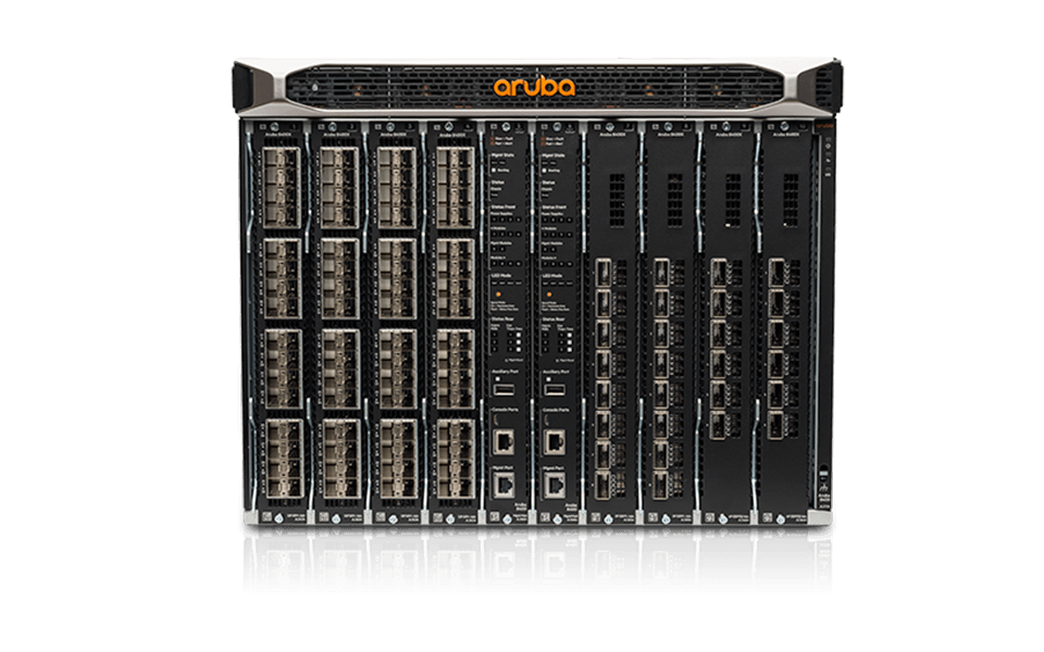 One Year Later: Aruba 8400 Grabbing Share From Cisco In Core Network