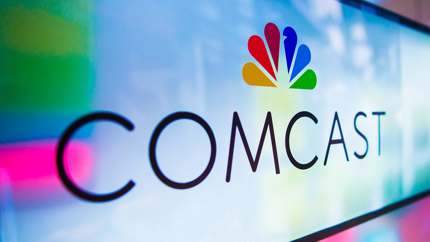 Trump quotes trade group saying Comcast violates antitrust law