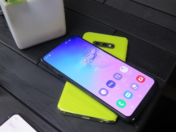 Samsung Galaxy S10 Offers Compelling Story For Businesses