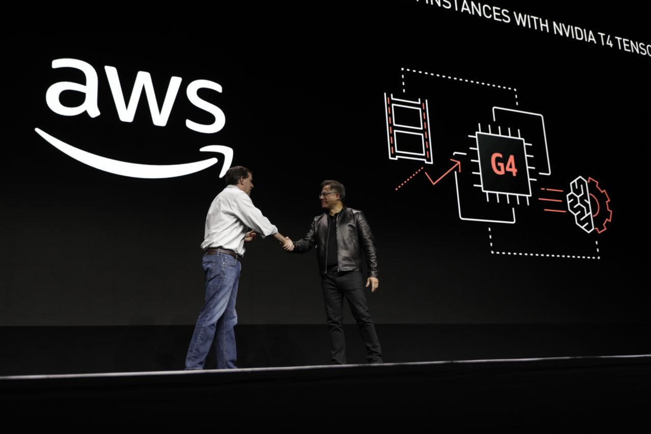 Nvidia Makes Big Artificial Intelligence Play, Teams With