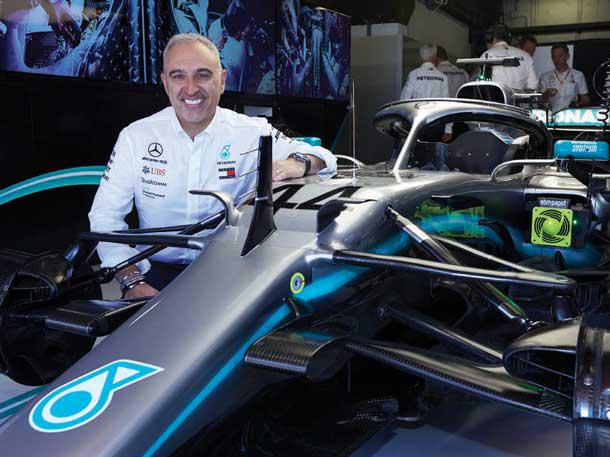 Antonio Neri Hpe And Mercedes Amg Petronas Motorsport Formula 1 Share A Culture Of Innovation