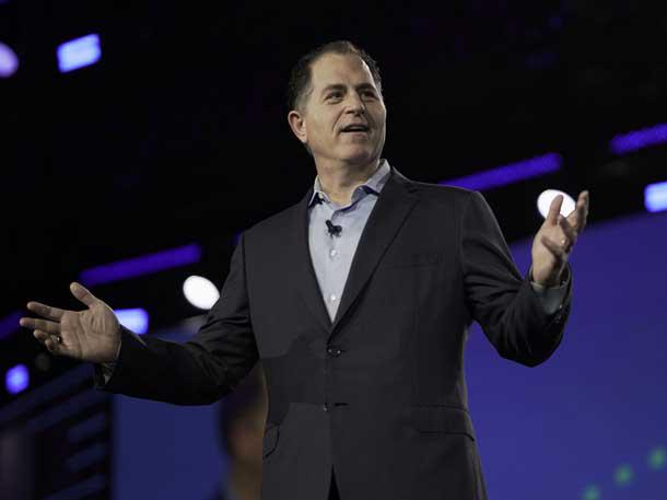 Michael Dell: Kubernetes On VMware vSphere Coming 'Very, Very Soon'