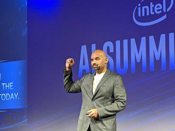 Intel unveils its first chips built for AI in the cloud