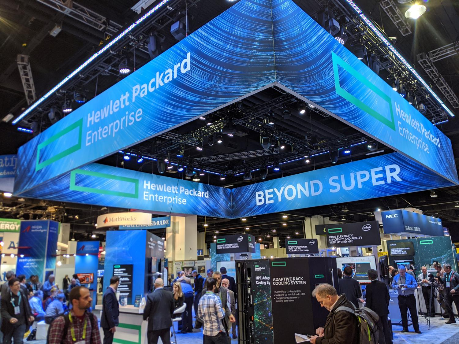The Biggest News From Supercomputing 2019