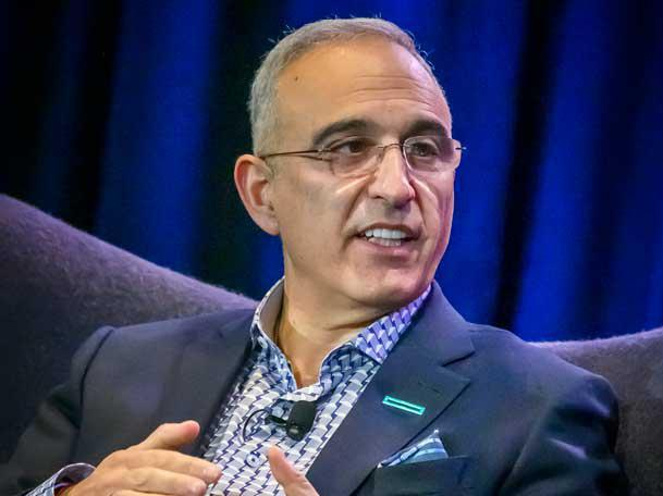 CEO Antonio Neri: 'Proud' HPE Technology And Teams Are 'Being Called In To Help' Battle Coronavirus