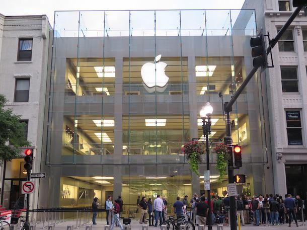 Apple to shut shops again after Covid-19 spike
