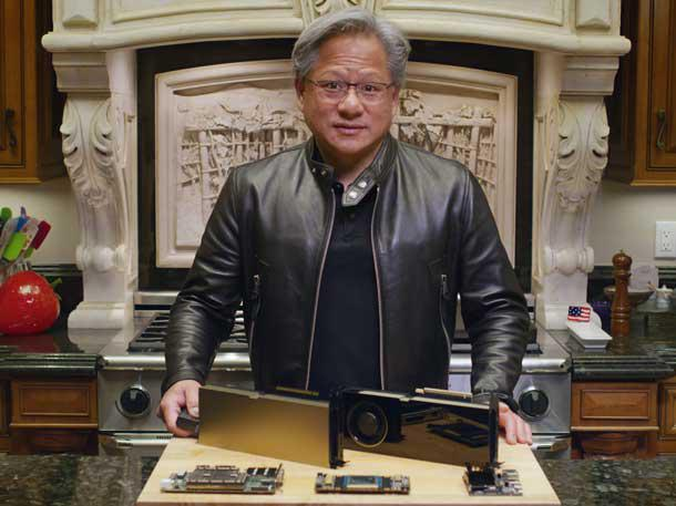 Nvidia CEO Jensen Huangs 10 Biggest Statements At...