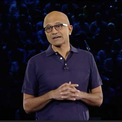 Microsoft's Satya Nadella Talks Citrix Partnership Amid Global Pandemic