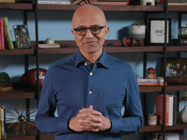 Nadella takes a dig at Amazon as Microsoft unveils Azure Purview